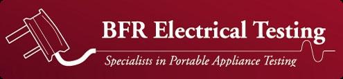 Logo: BFR Electrical